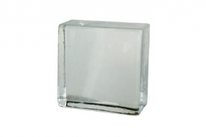 Cegła szklana Crystal Collection Clear 10 x 10 x 5